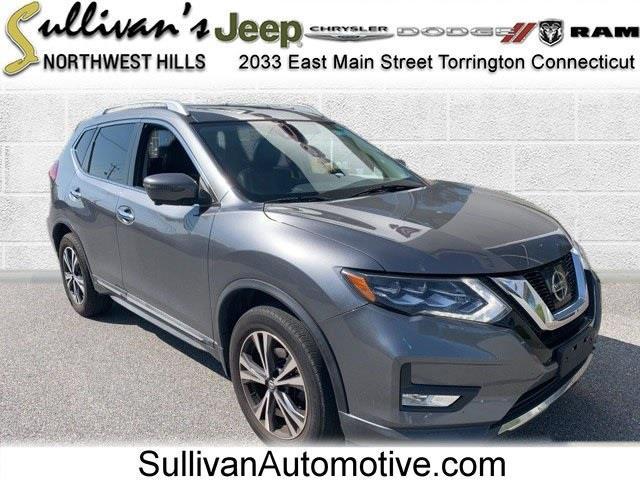 Used 2017 Nissan Rogue in Avon, Connecticut   Sullivan Automotive Group. Avon, Connecticut