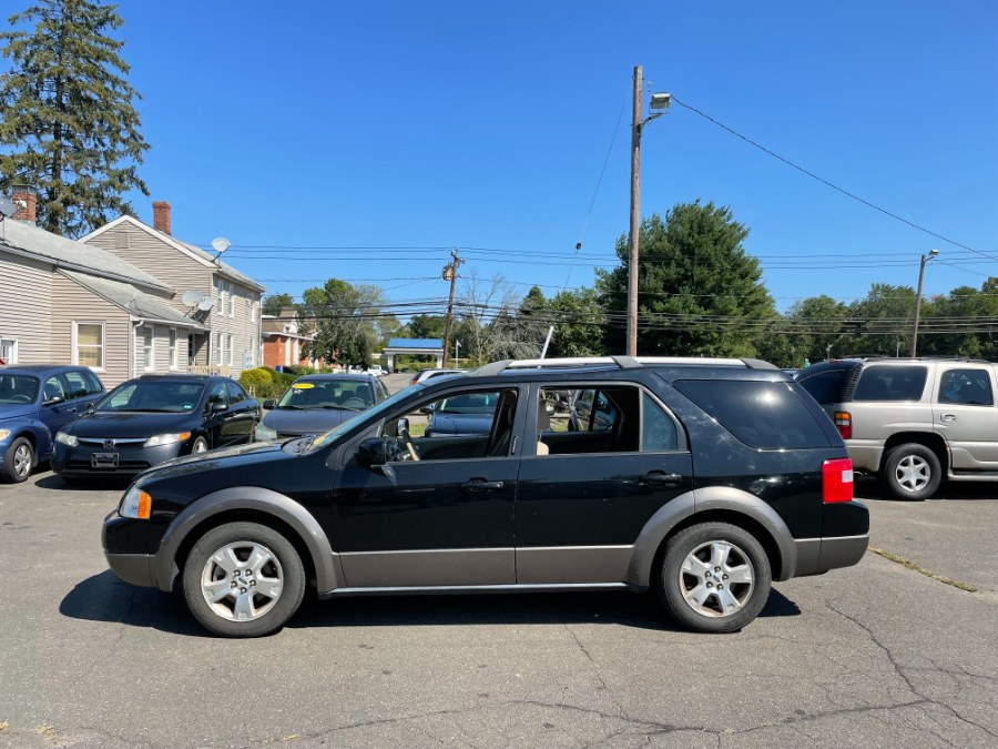 Used Ford Freestyle 4dr Wgn SEL AWD 2005   CT Car Co LLC. East Windsor, Connecticut