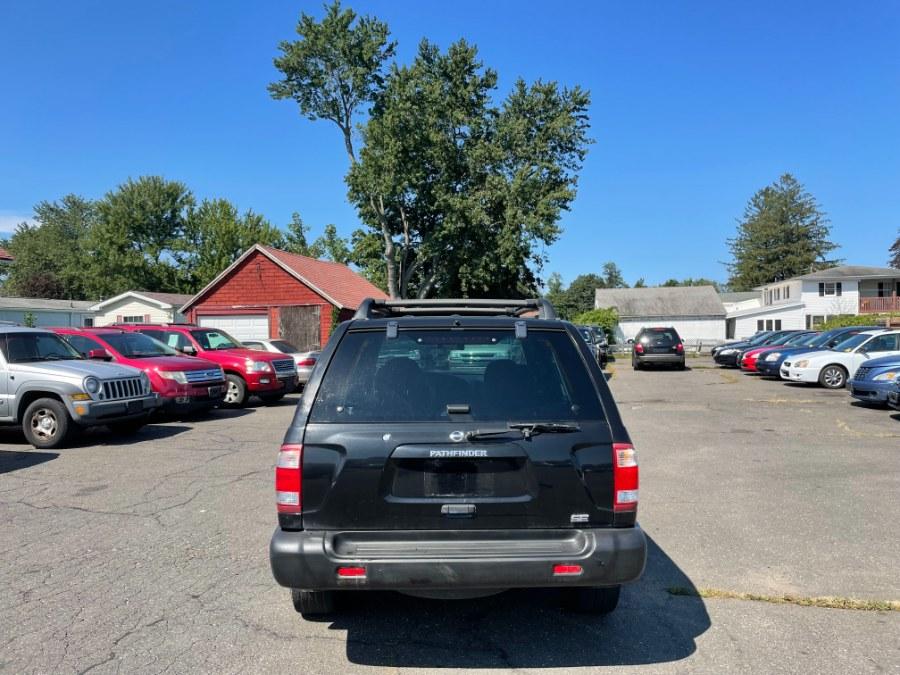 Used Nissan Pathfinder SE 4WD Auto 2002 | CT Car Co LLC. East Windsor, Connecticut