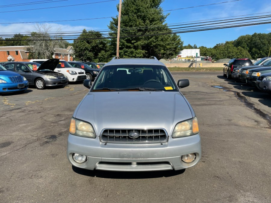 Used 2004 Subaru Legacy Wagon in East Windsor, Connecticut | CT Car Co LLC. East Windsor, Connecticut