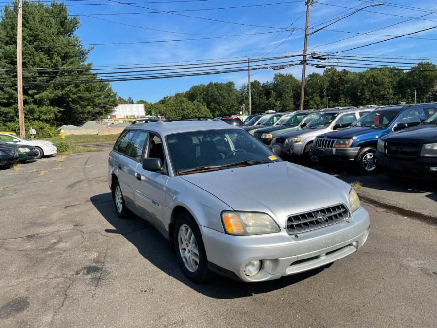 Used Subaru Legacy Wagon 5dr Outback Auto 2004   CT Car Co LLC. East Windsor, Connecticut