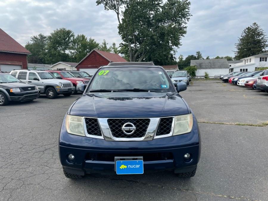 Used 2007 Nissan Pathfinder in East Windsor, Connecticut | CT Car Co LLC. East Windsor, Connecticut