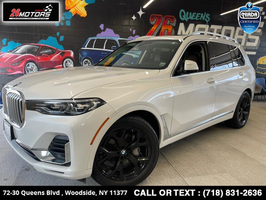 Used BMW X7 xDrive40i Sports Activity Vehicle 2019 | 26 Motors Queens. Woodside, New York