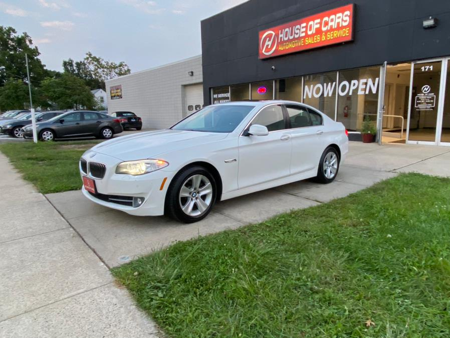 Used 2013 BMW 5 Series in Meriden, Connecticut | House of Cars CT. Meriden, Connecticut