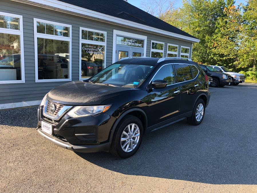 Used Nissan Rogue AWD SV 2018 | Searsport Motor Company. Searsport, Maine