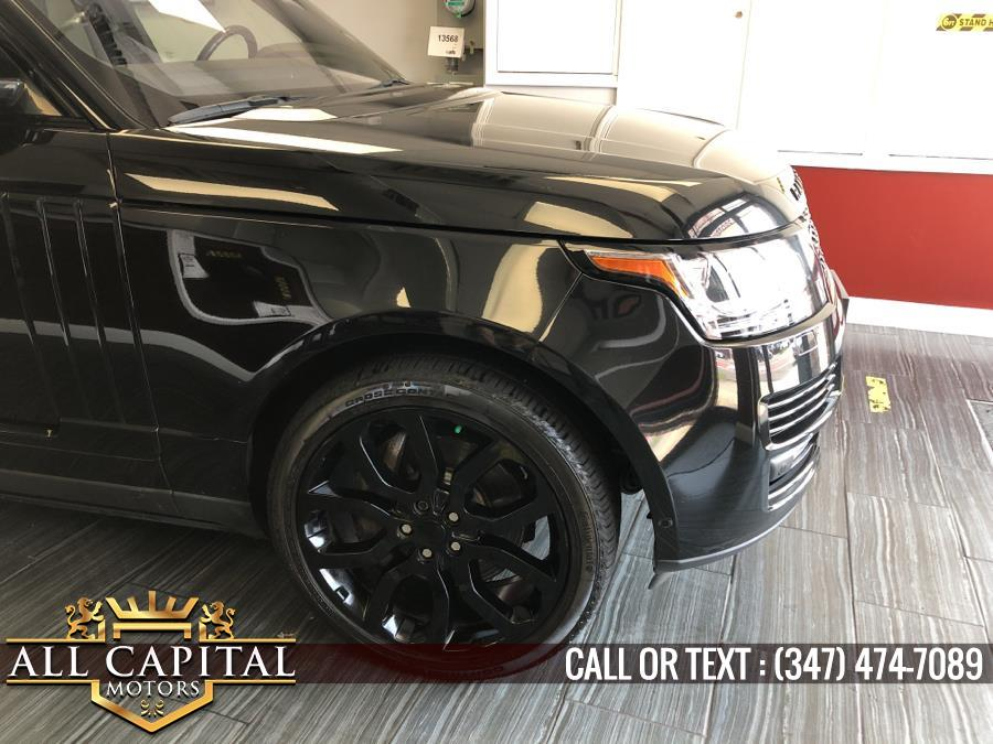 Used Land Rover Range Rover 4WD 4dr Supercharged 2016 | All Capital Motors. Brooklyn, New York