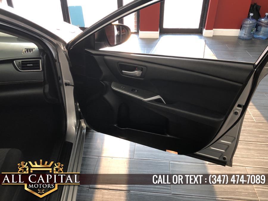 Used Toyota Camry 4dr Sdn I4 Auto LE (Natl) 2015   All Capital Motors. Brooklyn, New York