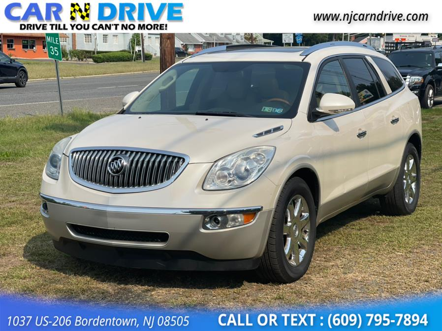 Used Buick Enclave CXL AWD 2010   Car N Drive. Bordentown, New Jersey
