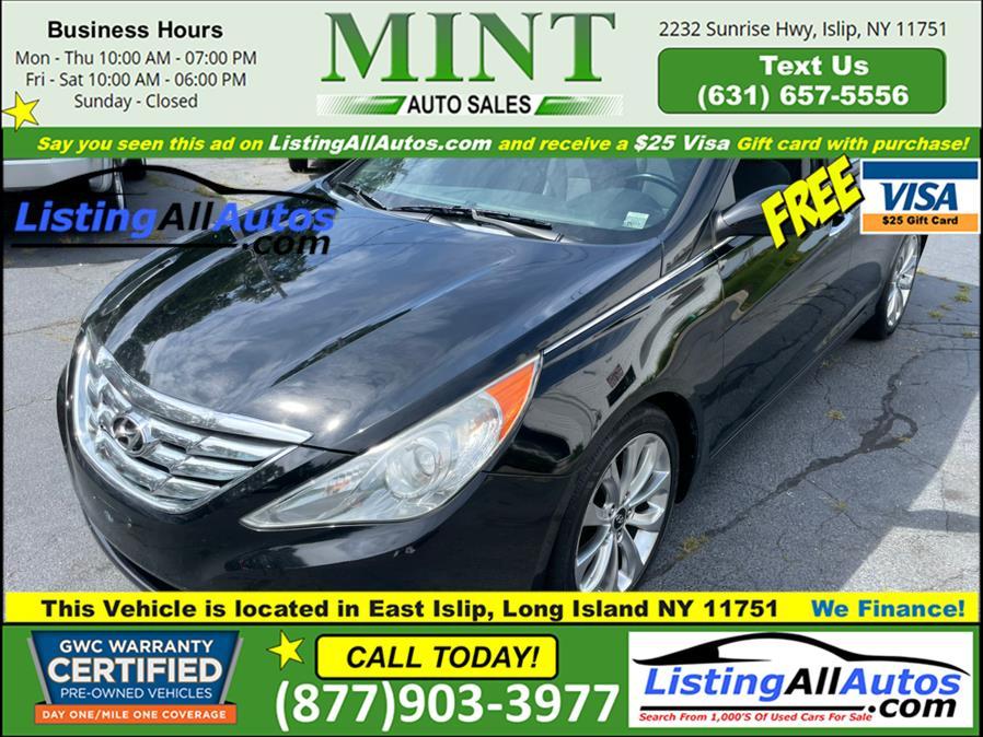 Used Hyundai Sonata 4dr Sdn 2.4L Auto SE 2011 | www.ListingAllAutos.com. Patchogue, New York