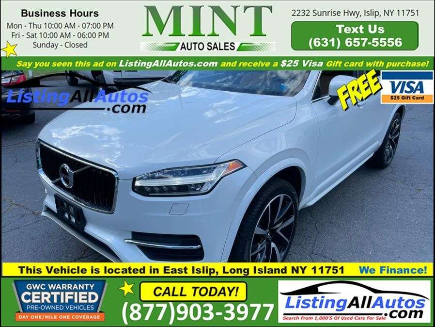 Used 2018 Volvo XC90 in Patchogue, New York | www.ListingAllAutos.com. Patchogue, New York