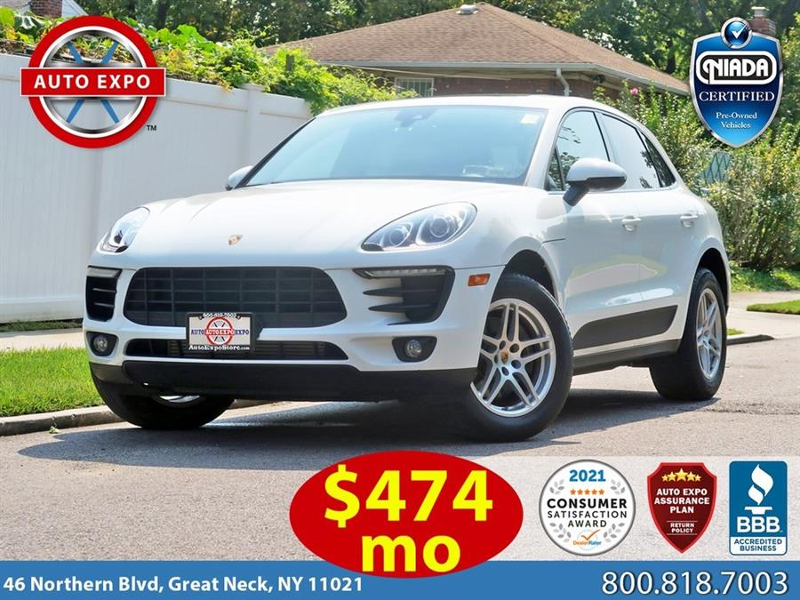 Used 2018 Porsche Macan in Great Neck, New York | Auto Expo Ent Inc.. Great Neck, New York