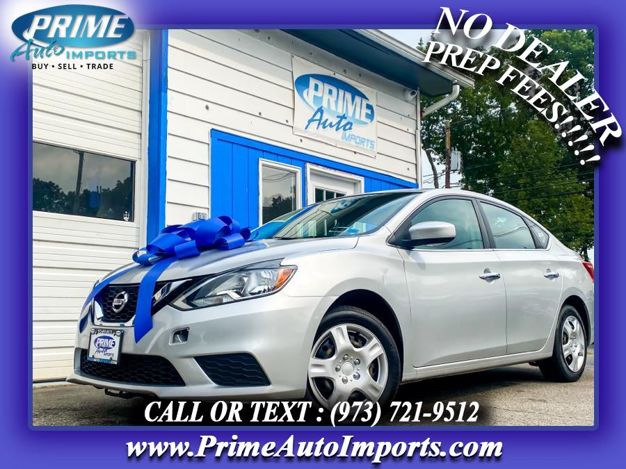 Used 2017 Nissan Sentra in Bloomingdale, New Jersey | Prime Auto Imports. Bloomingdale, New Jersey