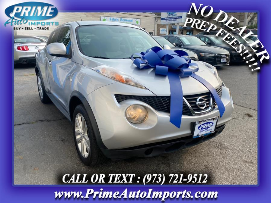 Used Nissan JUKE 5dr Wgn CVT SV AWD 2013 | Prime Auto Imports. Bloomingdale, New Jersey