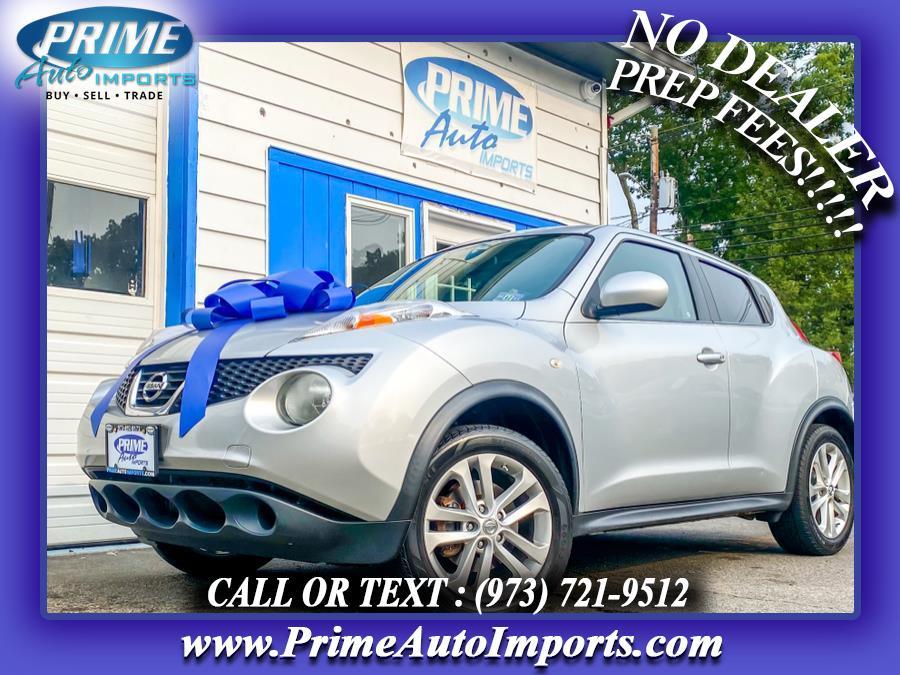 Used 2013 Nissan JUKE in Bloomingdale, New Jersey | Prime Auto Imports. Bloomingdale, New Jersey