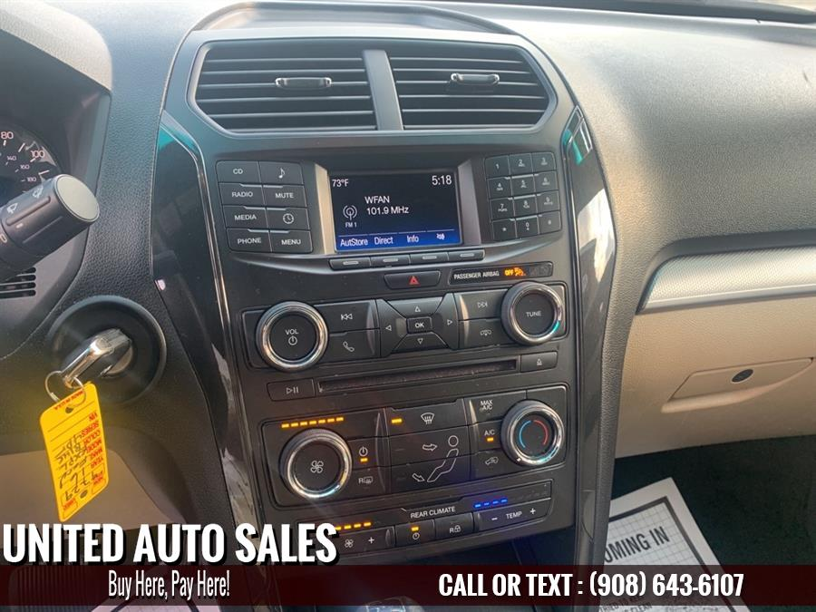 Used Ford Explorer  2016   United Auto Sale. Newark, New Jersey