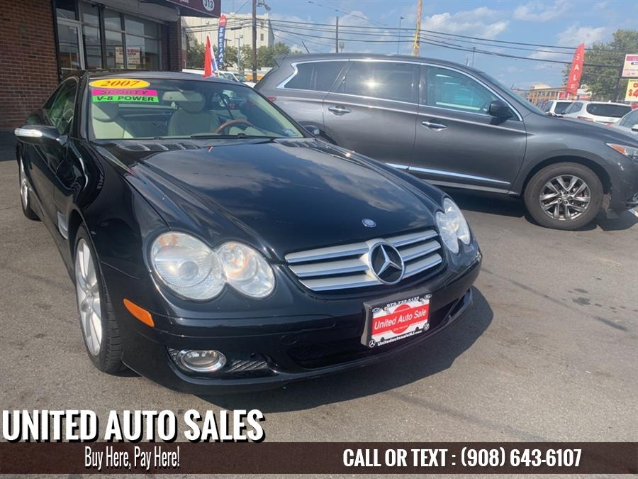 Used 2007 Mercedes Benz Sl in Newark, New Jersey | United Auto Sale. Newark, New Jersey