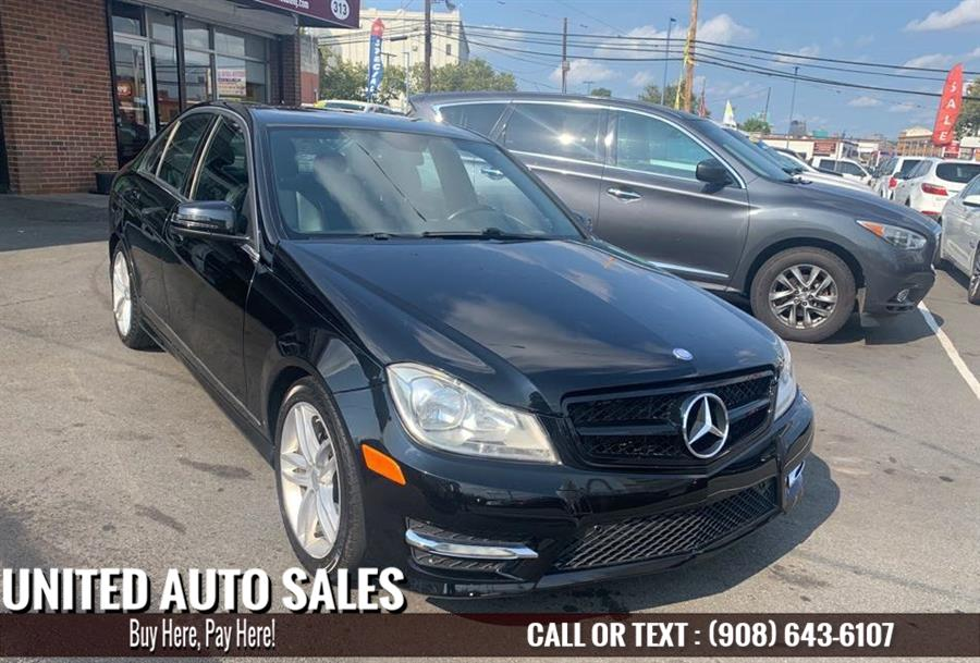 Used Mercedes-benz C-class C250 2014 | United Auto Sale. Newark, New Jersey