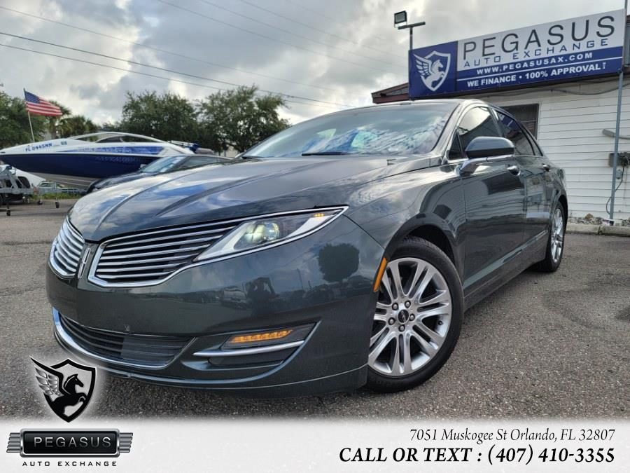 2016 Lincoln MKZ 4dr Sdn FWD photo