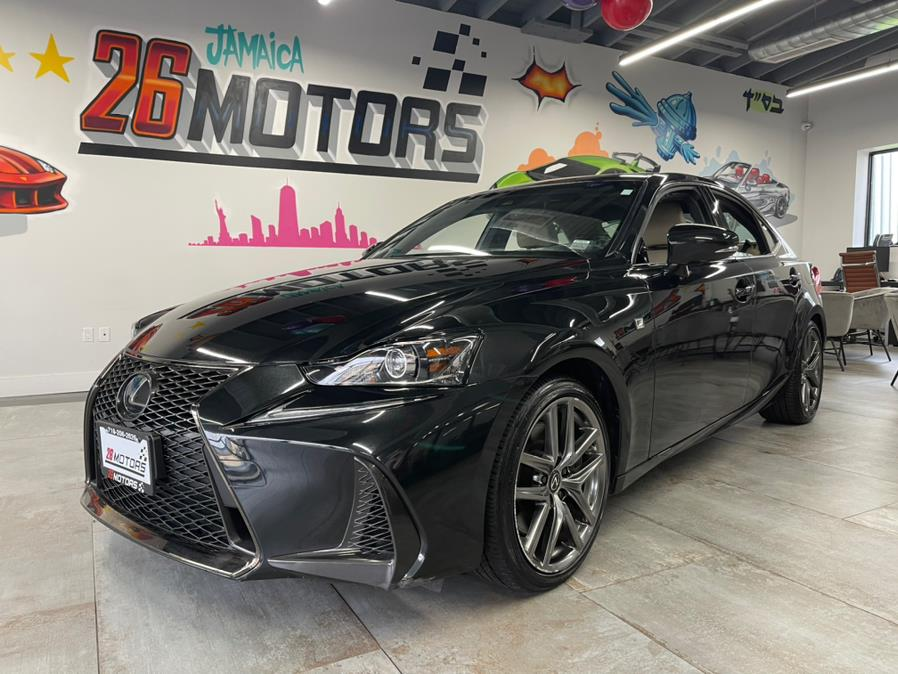 Used 2019 Lexus IS F Sport in Hollis, New York | Jamaica 26 Motors. Hollis, New York