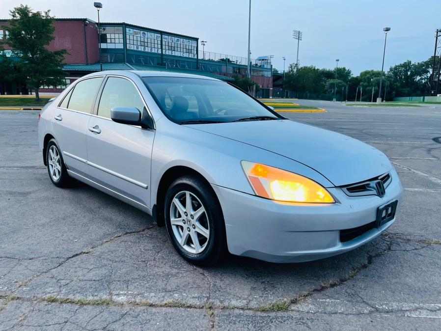 Used Honda Accord Sdn EX Auto V6 ULEV w/Leather/XM 2004   Supreme Automotive. New Britain, Connecticut