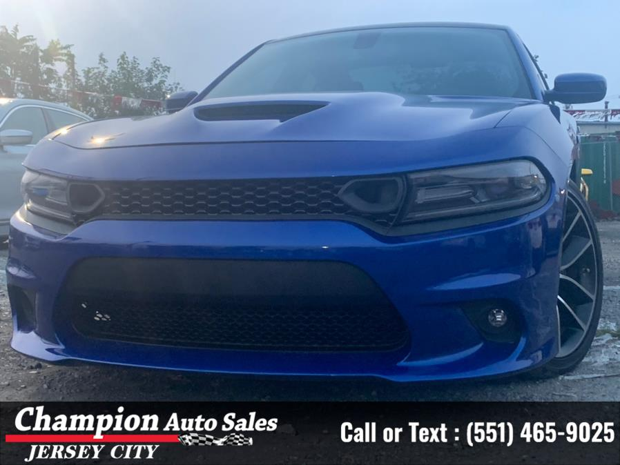 Used Dodge Charger R/T Scat Pack RWD 2018 | Champion Auto Sales of JC. Jersey City, New Jersey