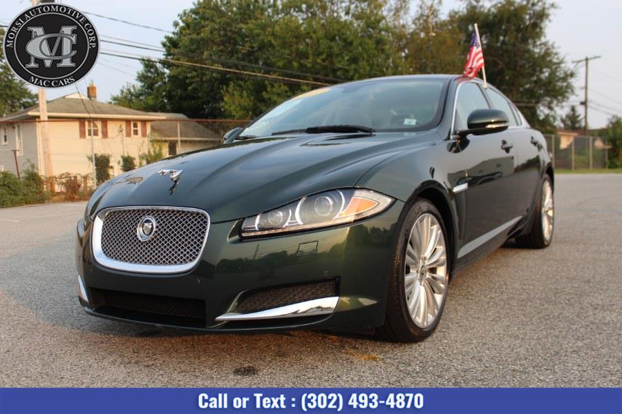 Used Jaguar XF 4dr Sdn Portfolio 2012 | Morsi Automotive Corp. New Castle, Delaware