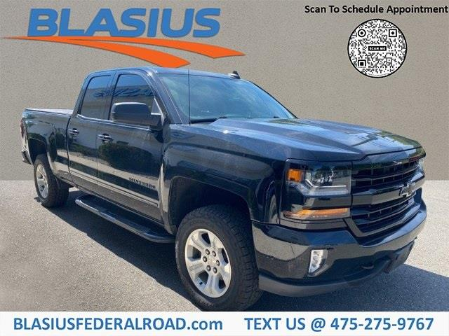 2017 Chevrolet Silverado 1500 LT, available for sale in Brookfield, CT