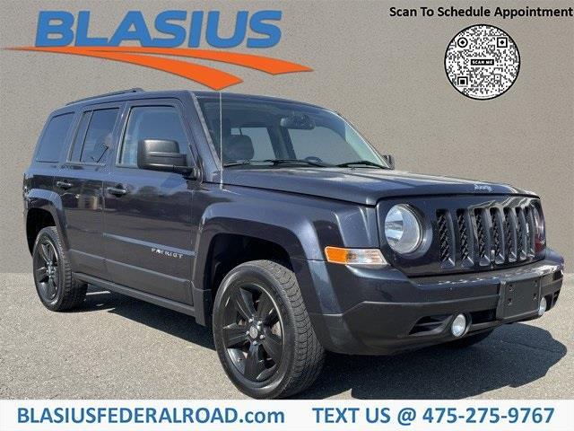 Used Jeep Patriot Latitude 2014 | Blasius Federal Road. Brookfield, Connecticut