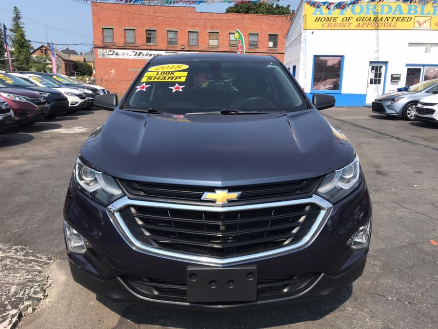 Used Chevrolet Equinox AWD 4dr LS w/1LS 2018 | Affordable Motors Inc. Bridgeport, Connecticut
