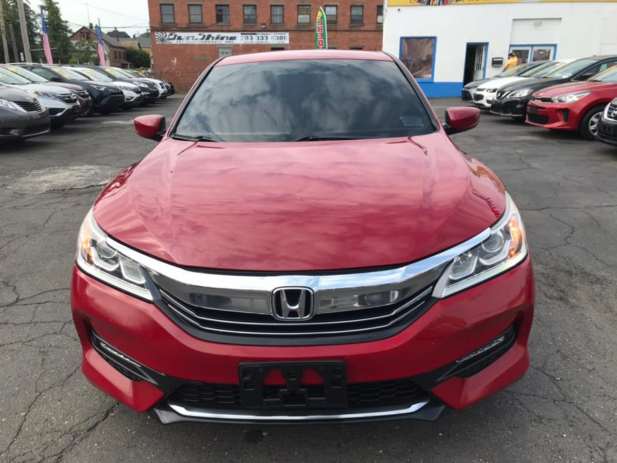 Used Honda Accord Sedan 4dr I4 CVT Sport 2016   Affordable Motors Inc. Bridgeport, Connecticut