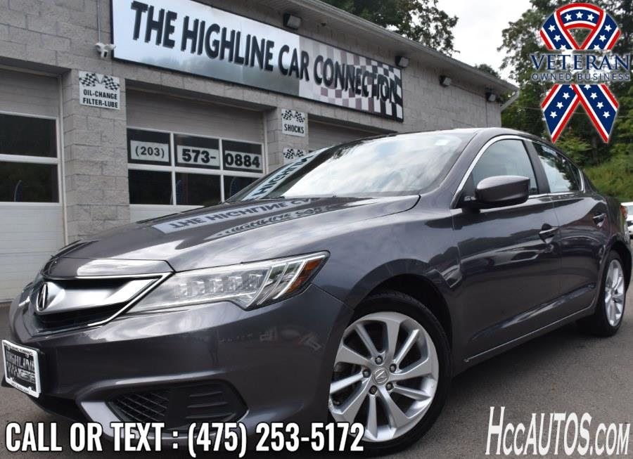 Used 2018 Acura ILX in Waterbury, Connecticut | Highline Car Connection. Waterbury, Connecticut