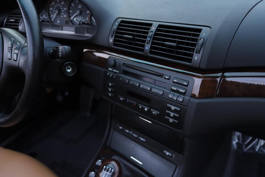 Used BMW 3-Series 325Ci 2dr Convertible 2002   Meccanic Shop North Inc. North Salem, New York