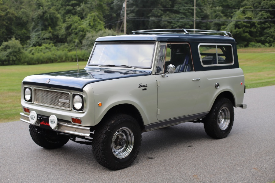 Used 1970 Interntional Scout in North Salem, New York | Meccanic Shop North Inc. North Salem, New York