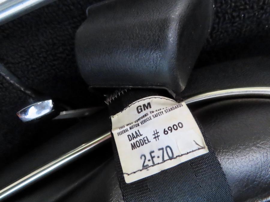 Used Pontiac GTO Judge 1970 | Meccanic Shop North Inc. North Salem, New York