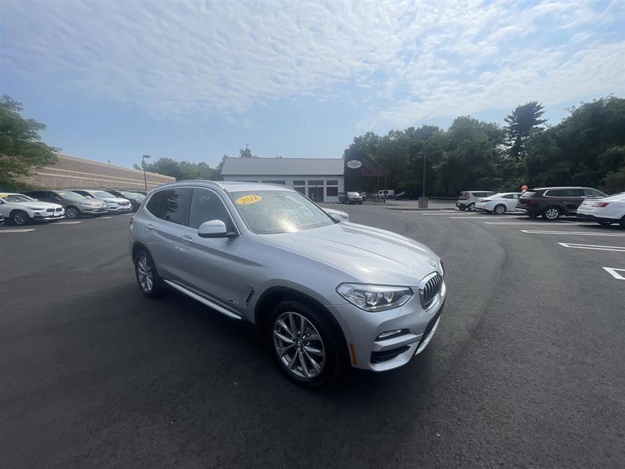 Used 2018 BMW X3 in Stratford, Connecticut | Wiz Leasing Inc. Stratford, Connecticut