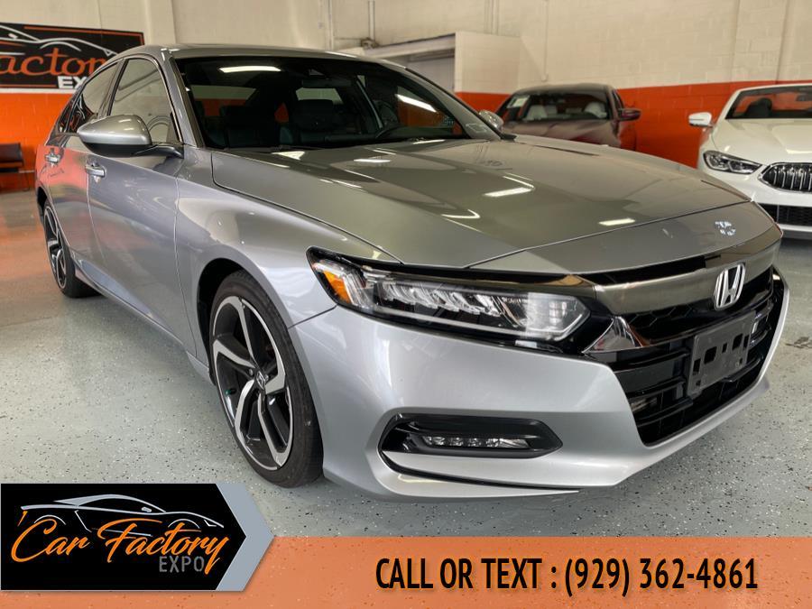 Used Honda Accord Sedan Sport 2.0T Auto 2018 | Car Factory Inc.. Bronx, New York