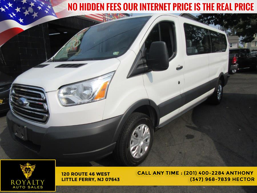"""Used Ford Transit Passenger Wagon T-350 148"""" Low Roof XLT Swing-Out RH Dr 2018 
