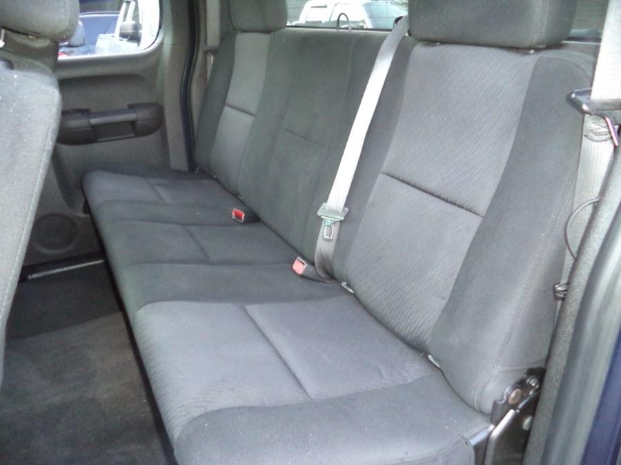 "Used Chevrolet Silverado 1500 4WD Ext Cab 143.5"" LS 2011 | International Motorcars llc. Berlin, Connecticut"