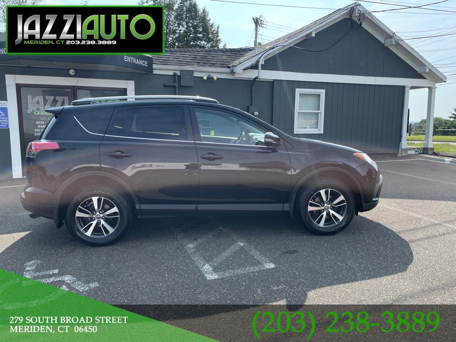 Used 2017 Toyota RAV4 in Meriden, Connecticut | Jazzi Auto Sales LLC. Meriden, Connecticut