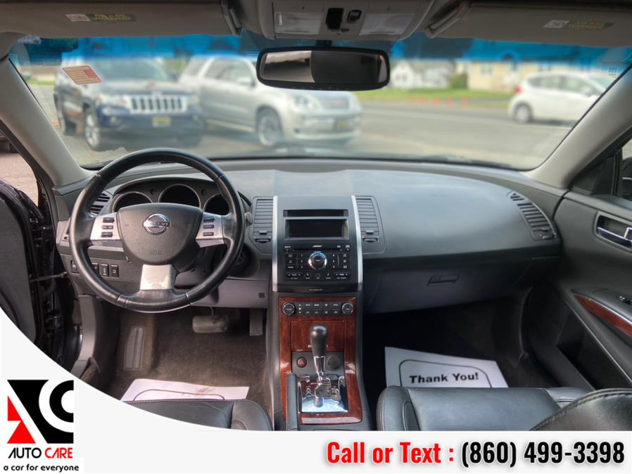 Used Nissan Maxima 4dr Sdn V6 CVT 3.5 SL 2007   Auto Care Motors. Vernon , Connecticut