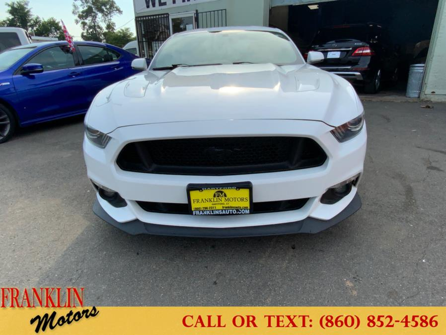 Used Ford Mustang 2dr Fastback GT 2015   Franklin Motors Auto Sales LLC. Hartford, Connecticut