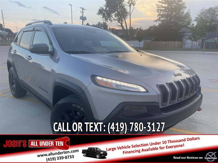 Used 2015 Jeep Cherokee in Elida, Ohio | Josh's All Under Ten LLC. Elida, Ohio