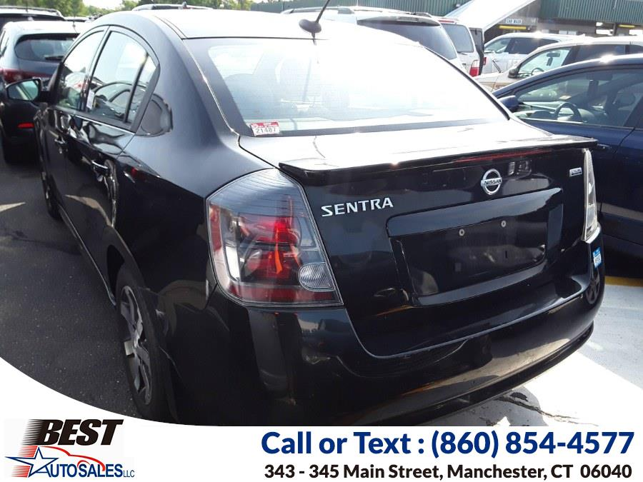 Used Nissan Sentra 4dr Sdn I4 CVT 2.0 S 2012   Best Auto Sales LLC. Manchester, Connecticut