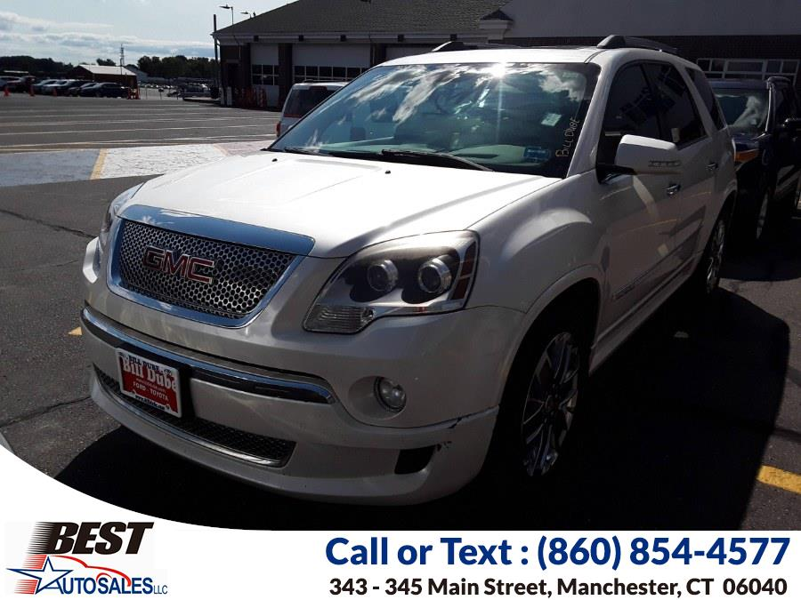 Used 2011 GMC Acadia in Manchester, Connecticut | Best Auto Sales LLC. Manchester, Connecticut