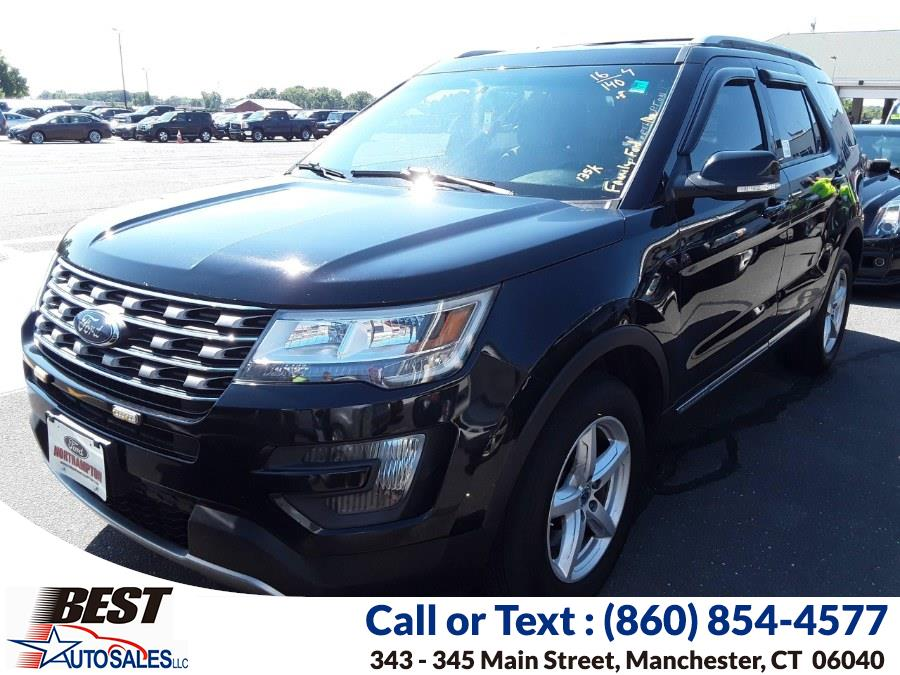 Used 2016 Ford Explorer in Manchester, Connecticut | Best Auto Sales LLC. Manchester, Connecticut