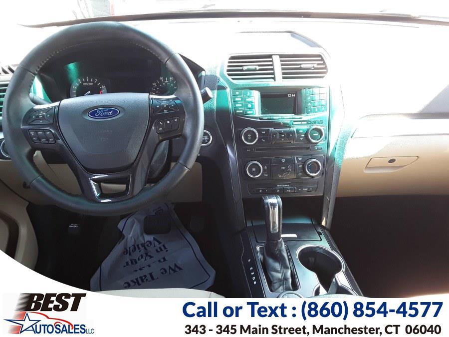 Used Ford Explorer 4WD 4dr XLT 2016 | Best Auto Sales LLC. Manchester, Connecticut