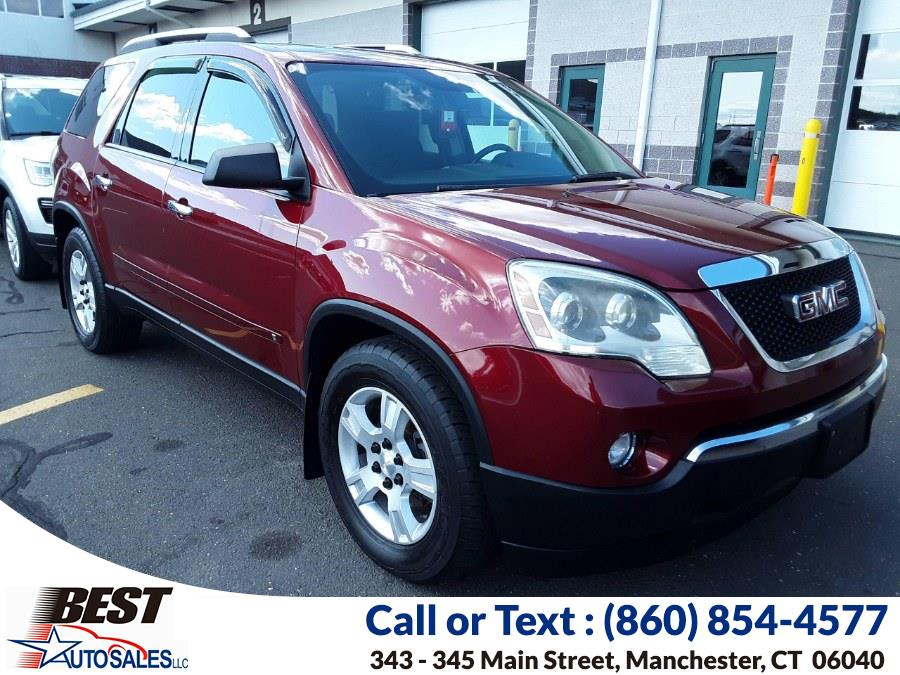 Used GMC Acadia AWD 4dr SLE1 2009 | Best Auto Sales LLC. Manchester, Connecticut