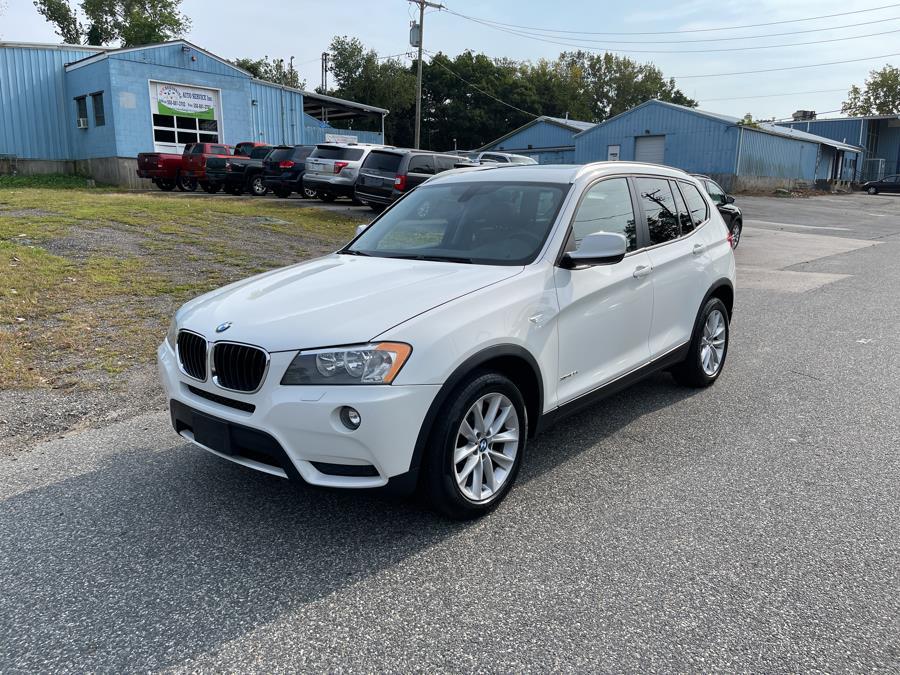 Used 2014 BMW X3 in Ashland , Massachusetts | New Beginning Auto Service Inc . Ashland , Massachusetts