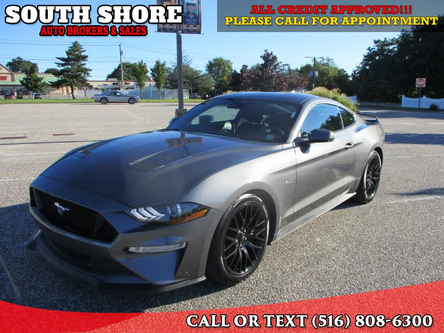 Used 2021 Ford Mustang in Massapequa, New York | South Shore Auto Brokers & Sales. Massapequa, New York