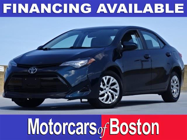 Used 2019 Toyota Corolla in Newton, Massachusetts | Motorcars of Boston. Newton, Massachusetts
